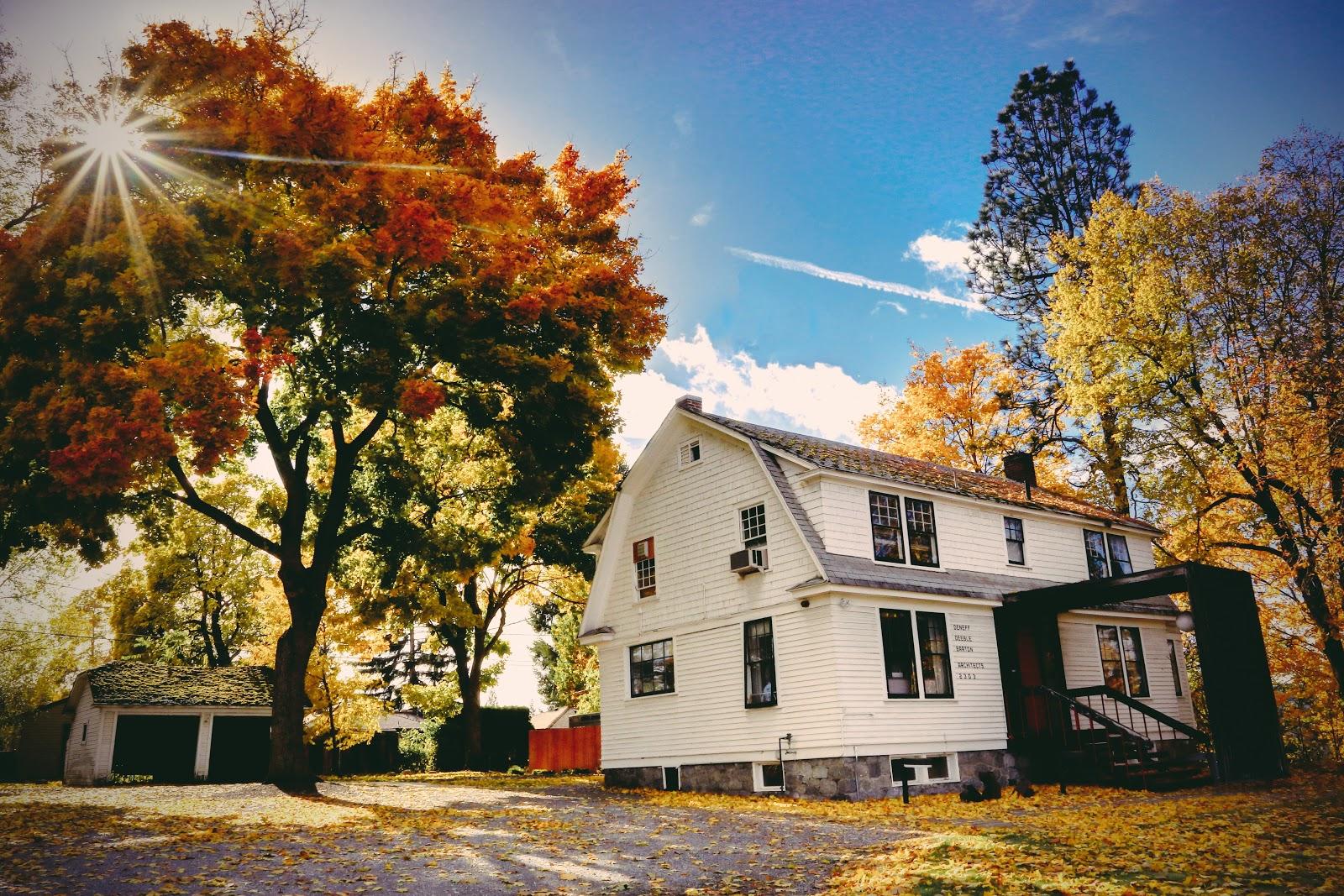 Desain farm house menggambarkan tempat istirahat yang sempurna - source: www.unsplash.com