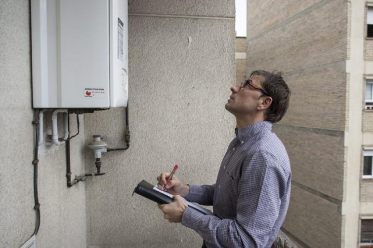 Electricistas especializados en calentadores eléctricos