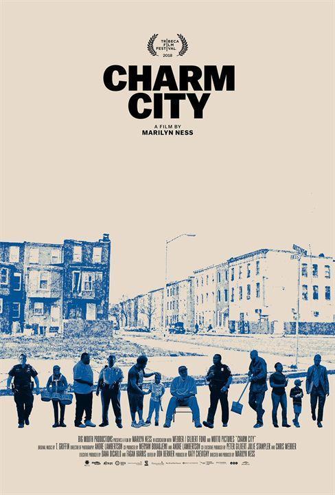 Charm City : Affiche