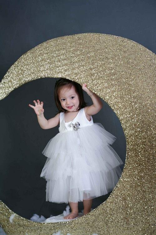 6 modele pięknych sukienek wizytowe dla dziewczynek rozmiar 80 na specjalne okazje - Sklep internetowy - 2