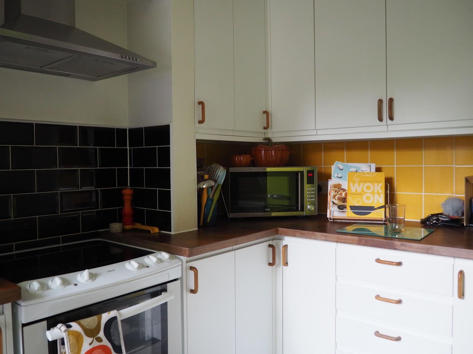 kitchen makeover handles
