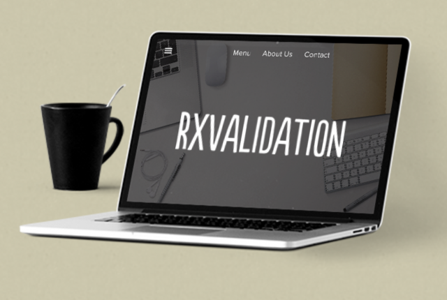 RxValidationTextinputLayout library mentioned in GitHub digest by Yalantis