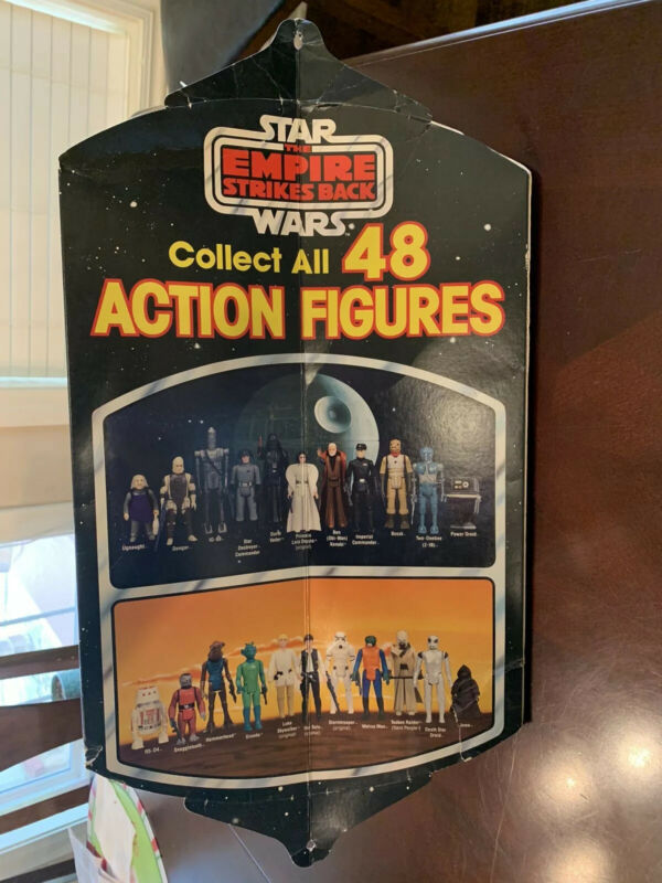Image result for vintage empire strikes store display