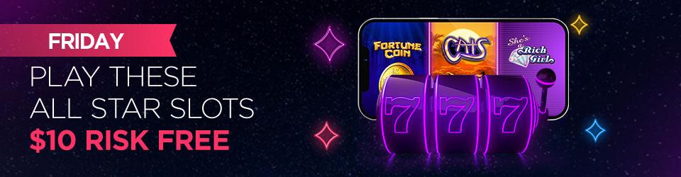 Stardust Online Casino bonus