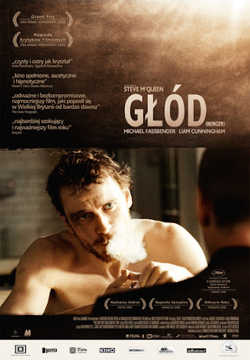 Polski plakat filmu 'Głód'