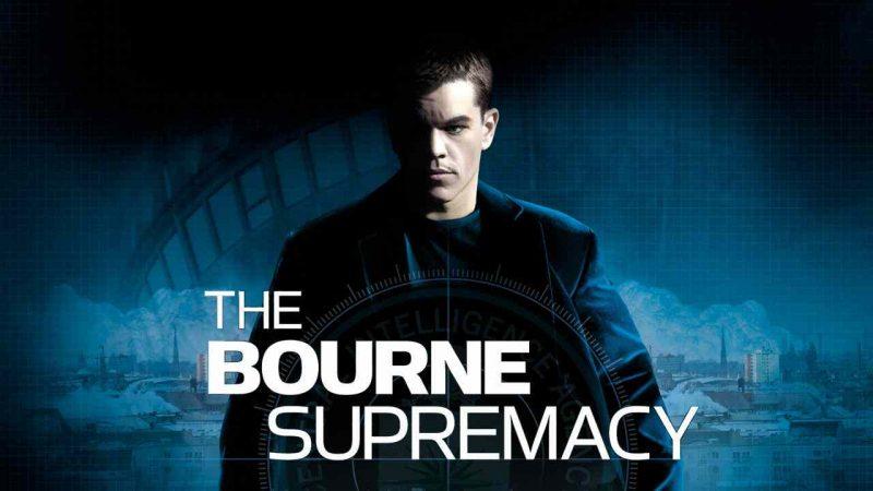 The Bourne Supremacy: (2004)