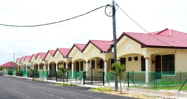 Image result for rumah teres