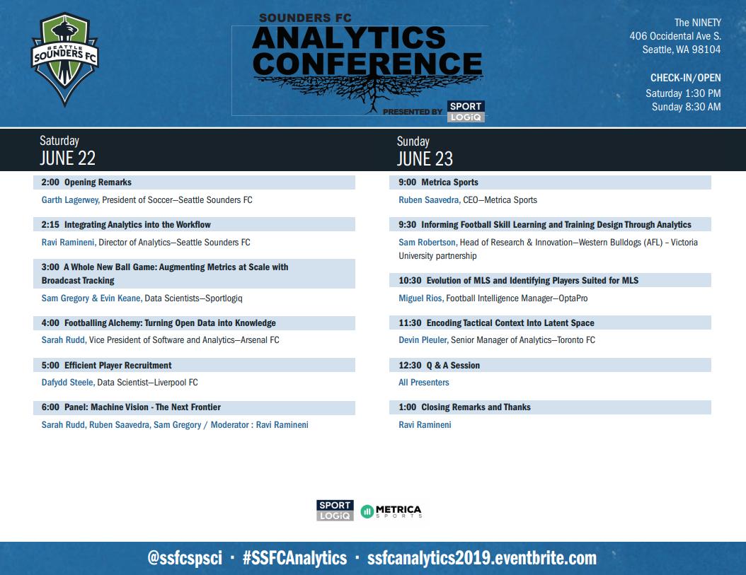 Data Analytics conference - Daniel Krueger report