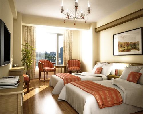 Lựa chọn đèn trang trí cho phòng ngủ phòng khách rất đơn giản