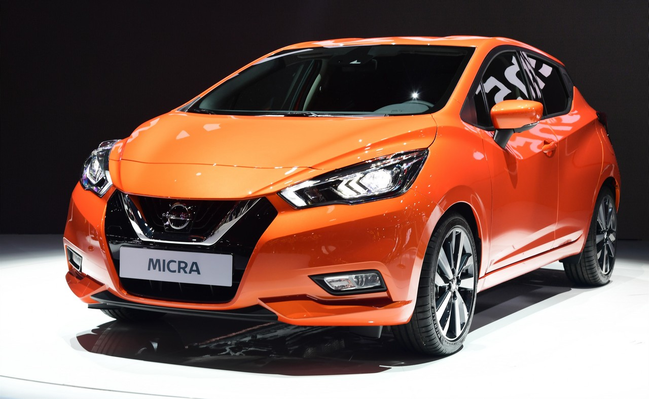 Nissan Micra nuova