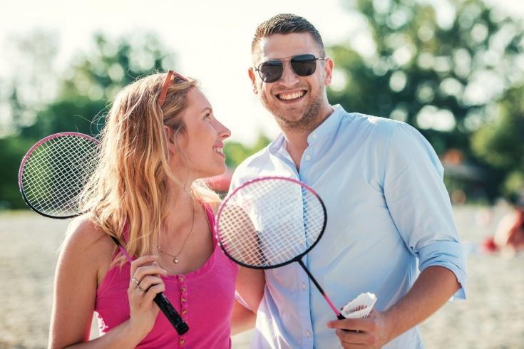 Почему стоит начать играть в бадминтон? Плюсы для здоровья, альтернативная  тренировка - Чемпионат