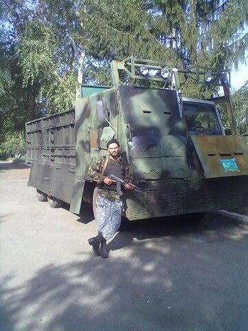 Владимир Компаниченко ушёл в добровольцы, чтобы отбивать у «русского мира» города и сёла Донбасса