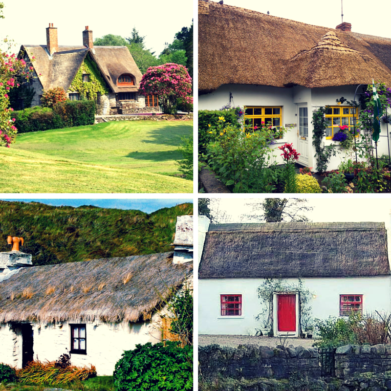 Traditional Irish Thatched Cottages.png