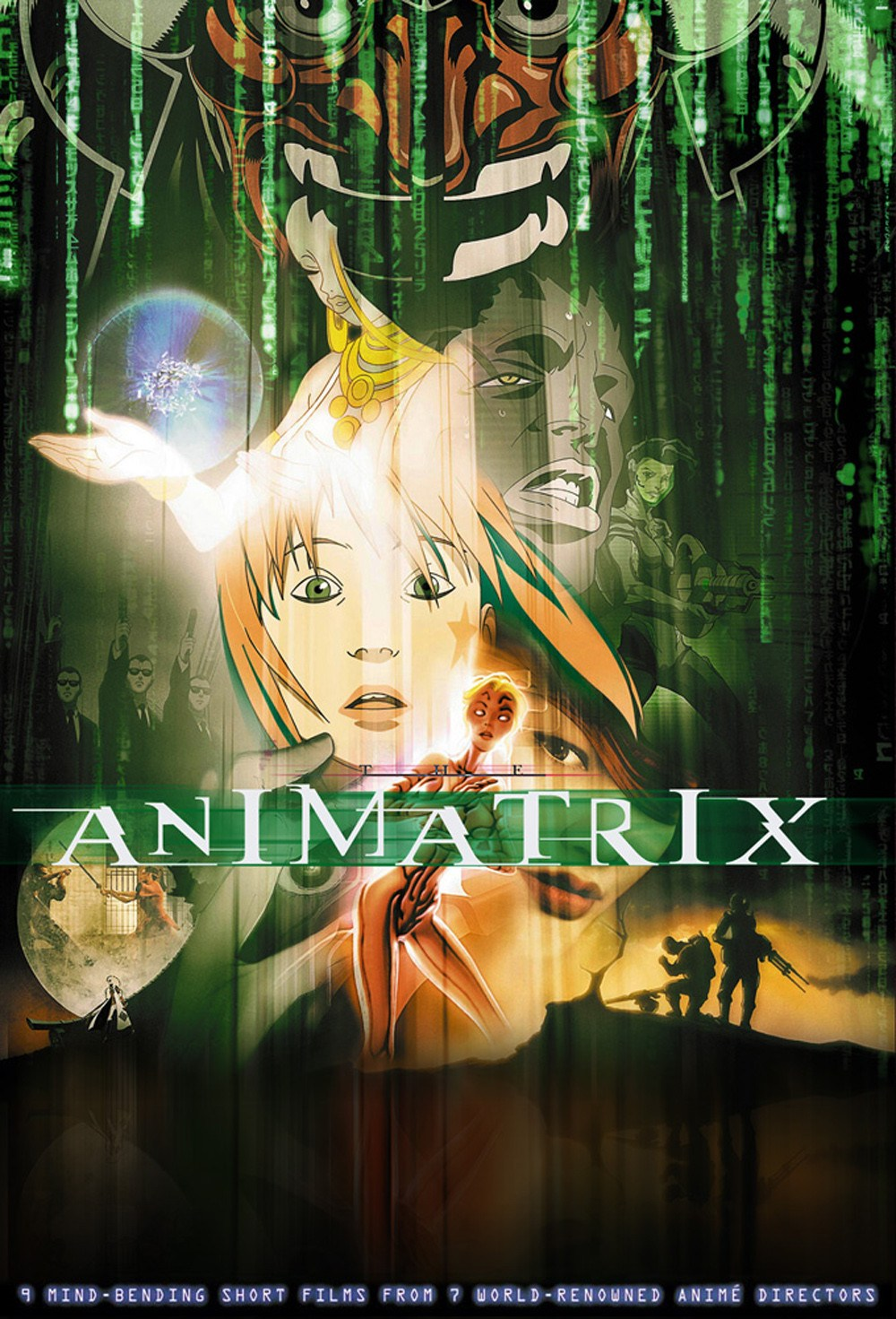 Top 10 Cyberpunk Anime Masterpieces That you Need to Watch - Animatrix