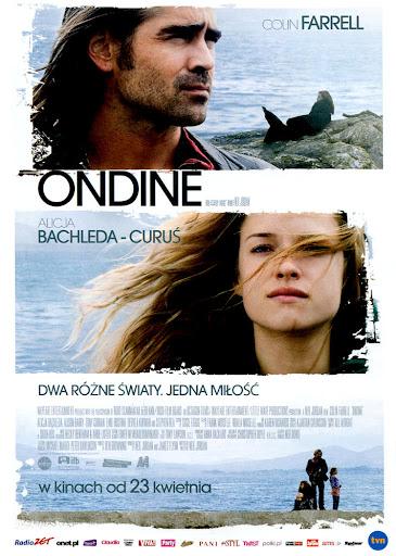 Przód ulotki filmu 'Ondine'