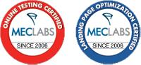 Phòng thí nghiệm MEC |  Chứng nhận trang đích Marketing Sherpa
