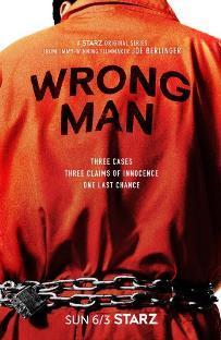 תוצאת תמונה עבור Wrong Man berlinger poster