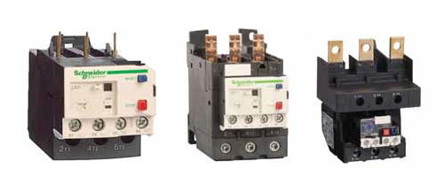 Relay nhiệt TESYS loại D - Rờ le Schneider