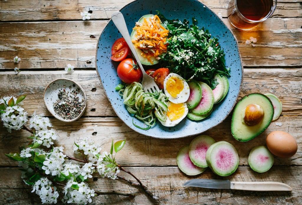 Áp dụng chế độ dinh dưỡng khoa học, có lợi cho sức khỏe