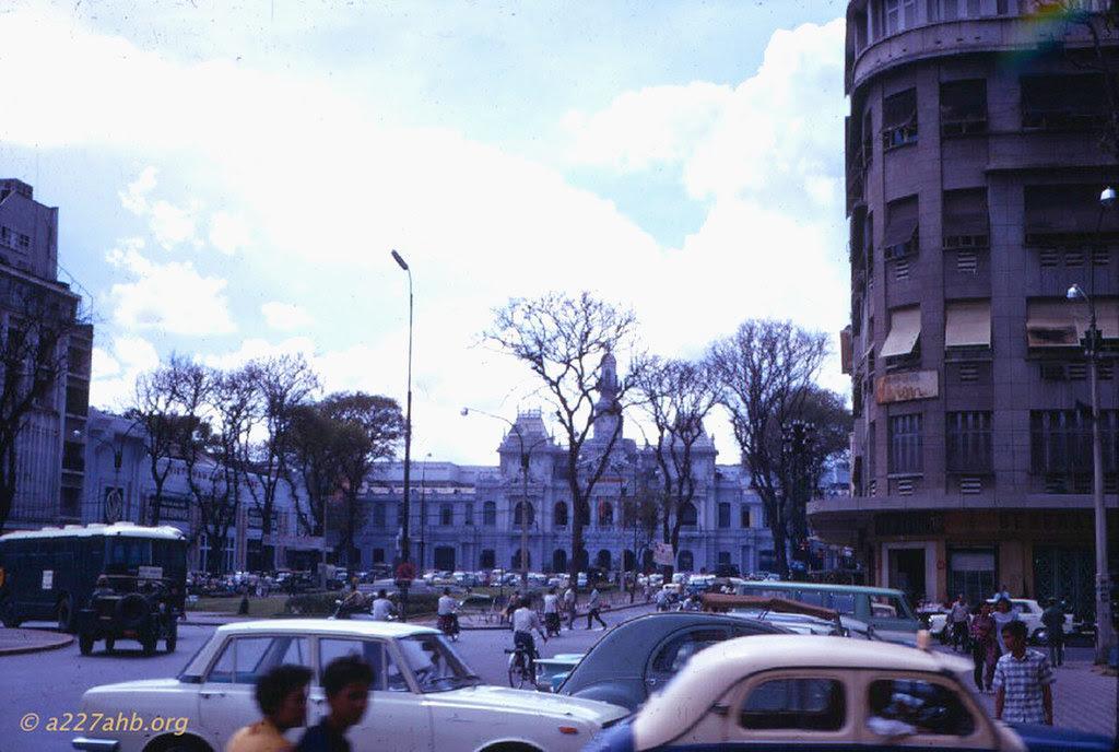 60 tấm ảnh màu đẹp nhất của đường phố Saigon thập niên 1960-1970 - 11