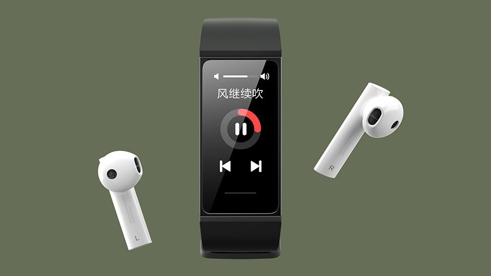 Xiaomi Mi Band 4C | Kết nối trong bán kính 10 mét với Bluetooth 5.0
