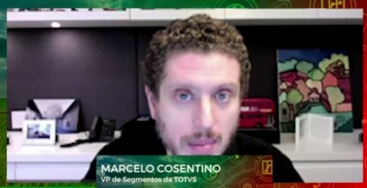 Marcelo Cosentino - VP de Segmentos da Totvs