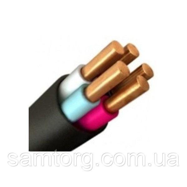 Силовой кабель ВВГ 5х10 - заказать в Киеве