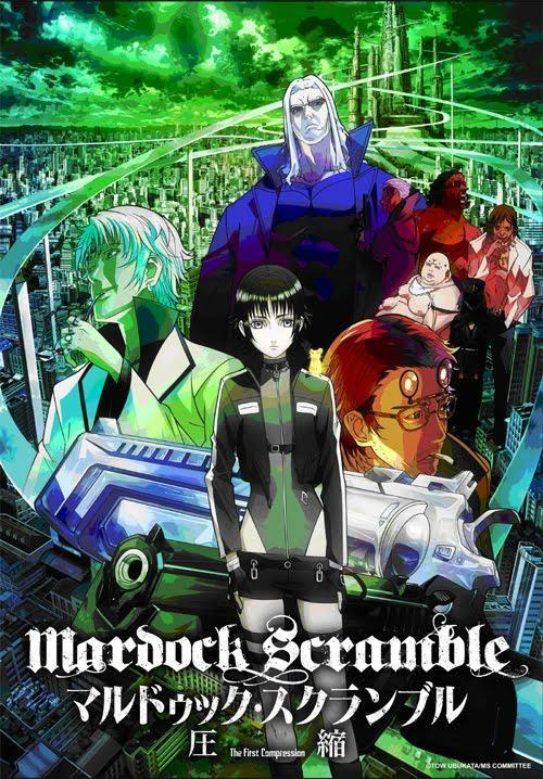 Top 10 Cyberpunk Anime Masterpieces That you Need to Watch - Mardock Scramble