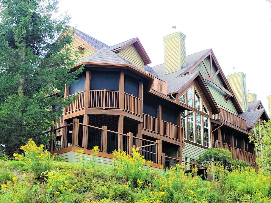Cottages for rent for telework in Quebec #8
