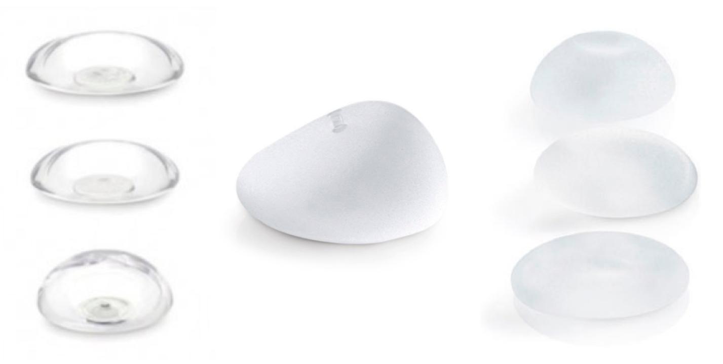 Пластика груди имплантами