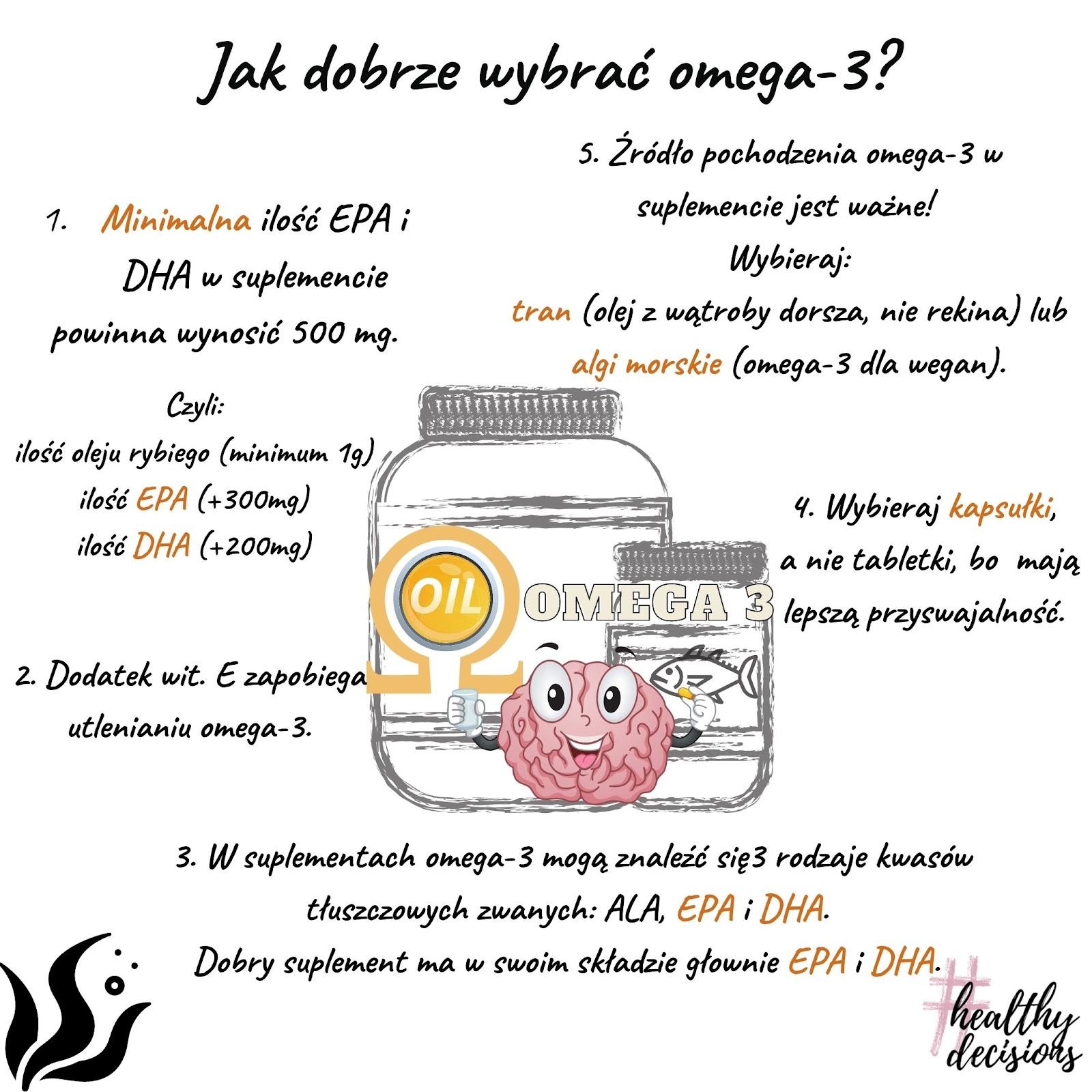 Omega 3 odporność