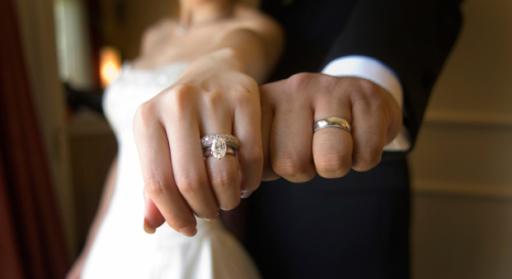 Lifetime Partner with manicured hands