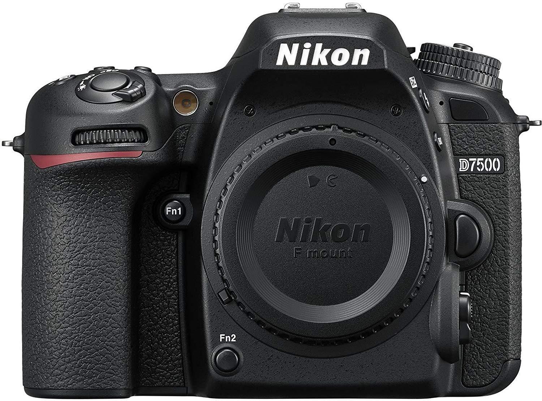 Nikon D7500 Best DSLR Camera under 1 lakh
