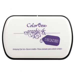 Clearsnap Decades Dye Pad Purple Royalty
