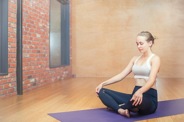 Rad Rookies | Deep Breathing | How weight loss works | The relationship of breathing and fat burning (5 interesting stuff to learn)  Woman doing deep breathing  Practice deep breathing exercises in a comfortable position