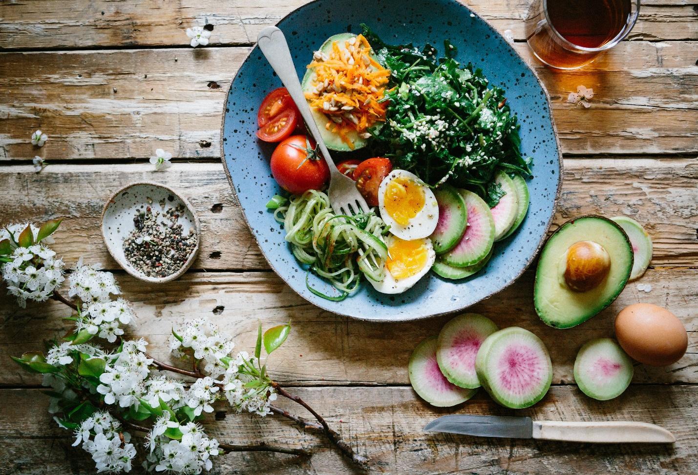 8 Diets for an Effective Weight Loss -  Vegetarian diet
