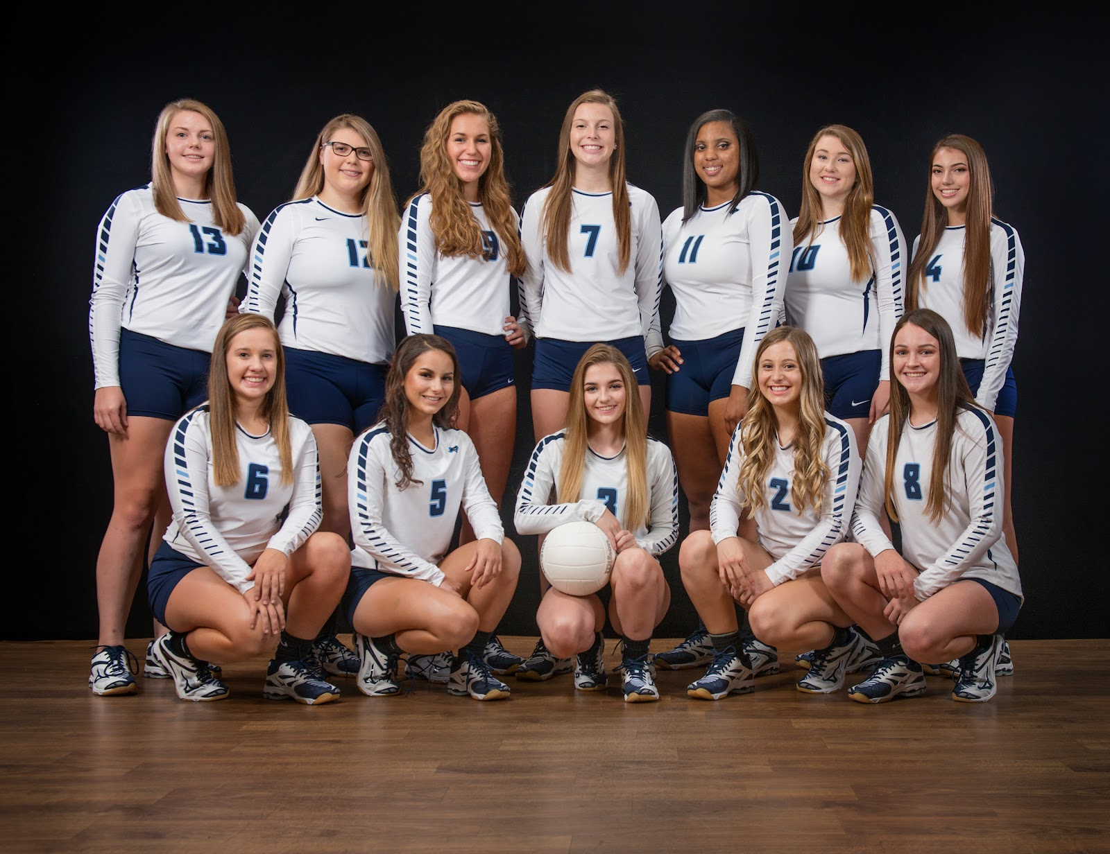 Brazoswood Volleyball Team