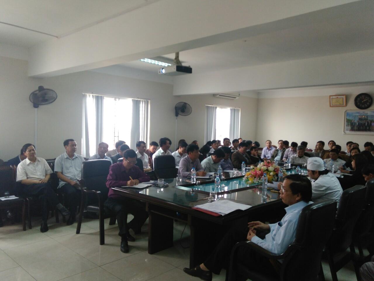Trung tâm y tế huyện Cẩm Khê tổ chức Hội nghị tổng kết công tác y tế xã, thị trấn năm 2017; triển khai phương hướng, nhiệm vụ, chỉ tiêu kế hoạch năm 2018