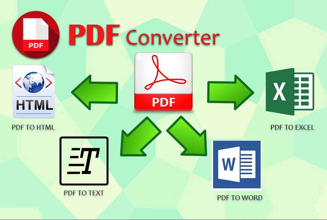 convert pdf to word or excel free software