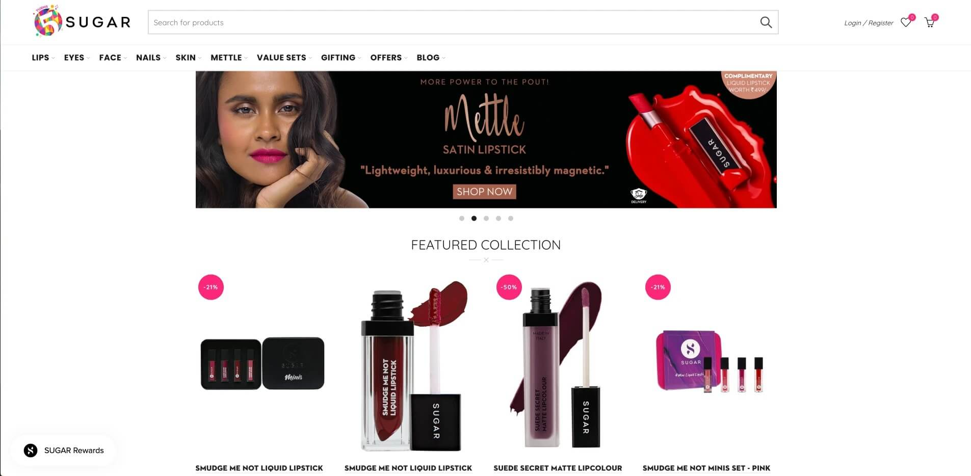 best Shopify stores in the market