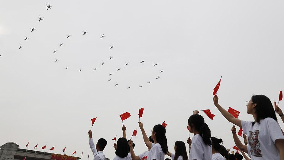 سخنرانی رهبر چین در مراسم گرامیداشت صدمین سالگرد تاسیس حزب کمونیست چین_fororder_1127614001_1625099414251_title0h