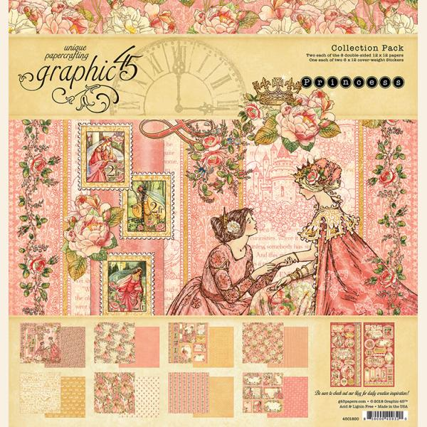 Princess 12x12 Collection Pack