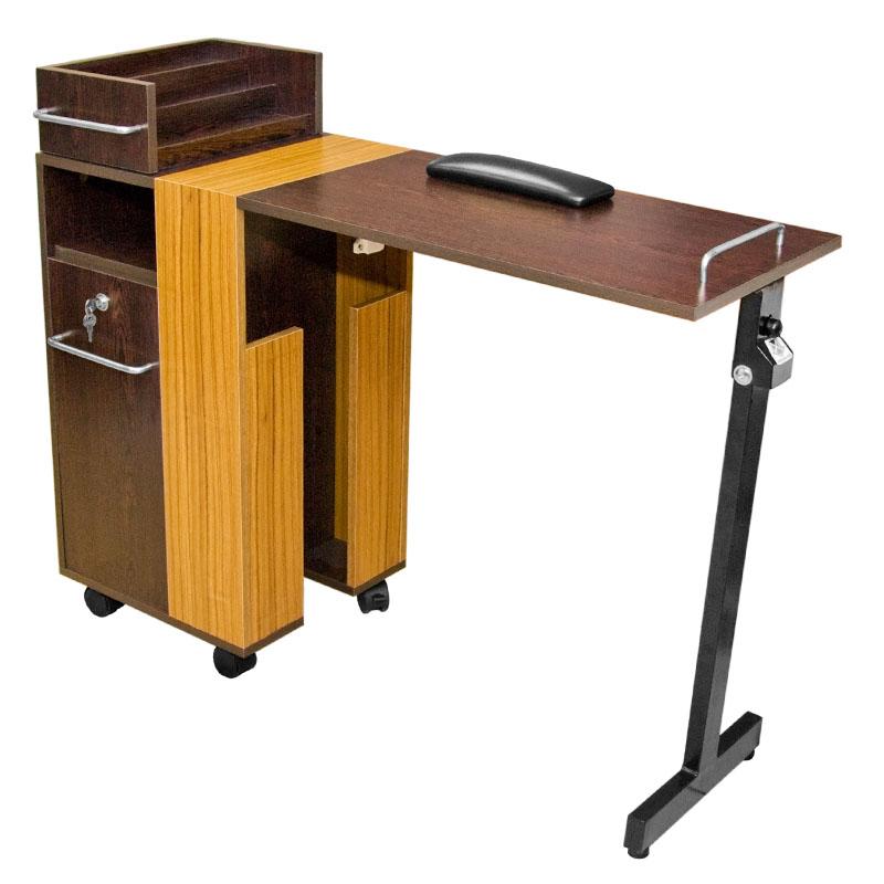 Складной маникюрный столик