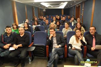 Ankara 4 Nolu Şube'de TİS Eğitimi Yapıldı
