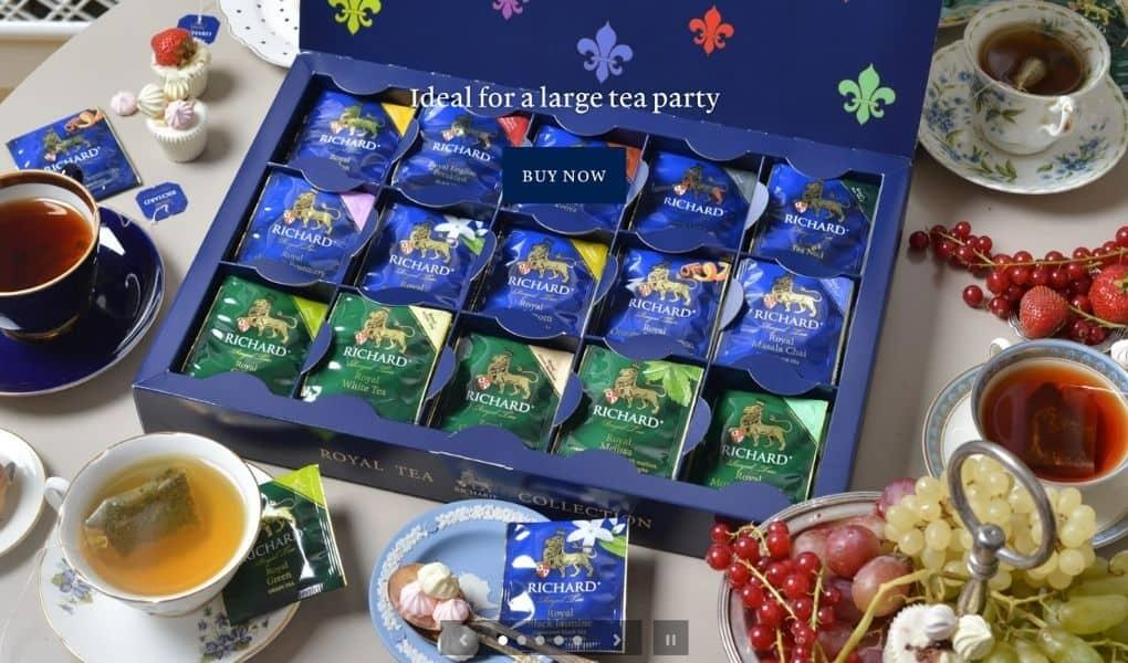 How to Sell Tea in China?