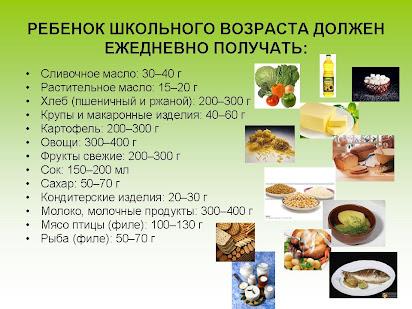 Правильное питание залог здоровья сочинение