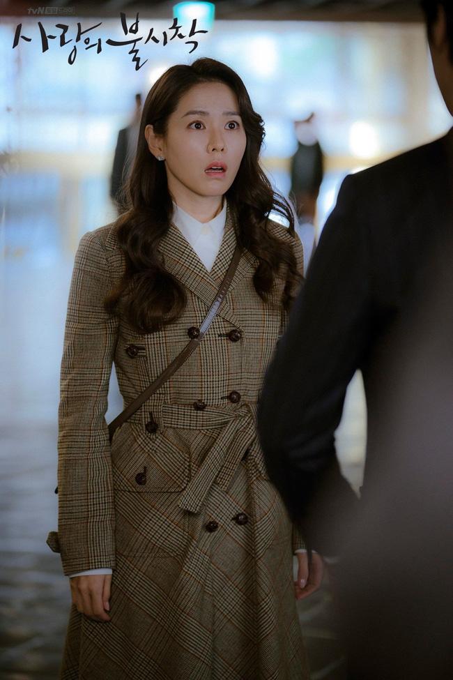 Son ye jin trong phim hạ cánh nơi anh