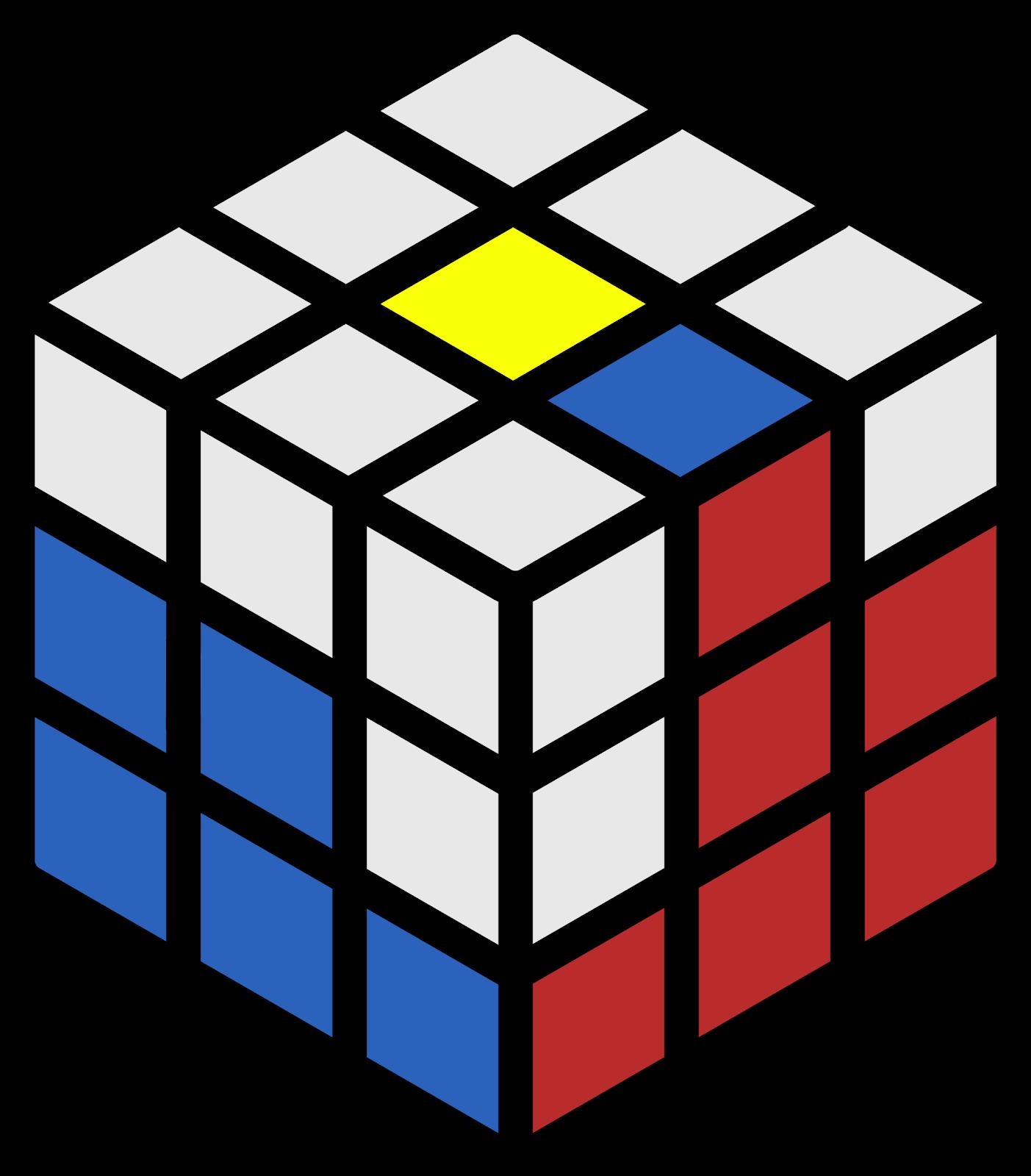 rumus middle layer rubik 3x3 2