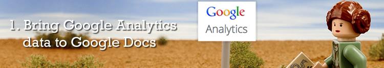 Dữ liệu API Google Documents Analytics