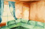 B living room light